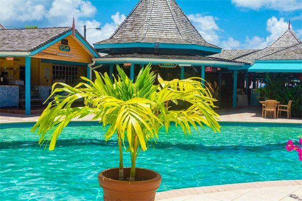 ST LUCIA - Bay Gardens Resorts