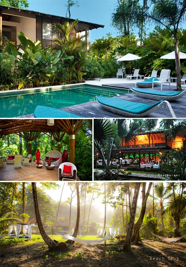 Costa rica le cameleon boutique hotel airline staff rates for Le boutique hotel
