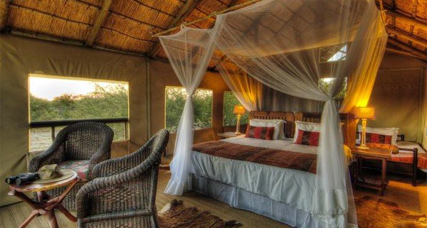 Dinaka Safari Lodge