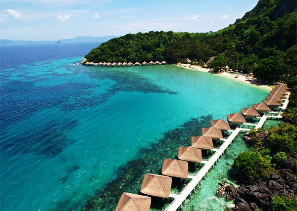 Palawan Apulit Island 30 Discount Airline Staff Rates