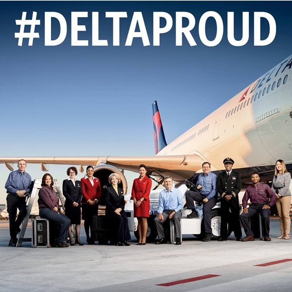 Delta Air Lines Gives Employees Highest Ever Profit