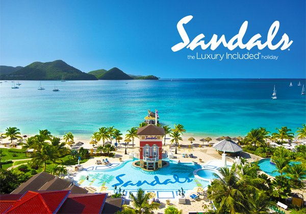 Sandals Interline rates