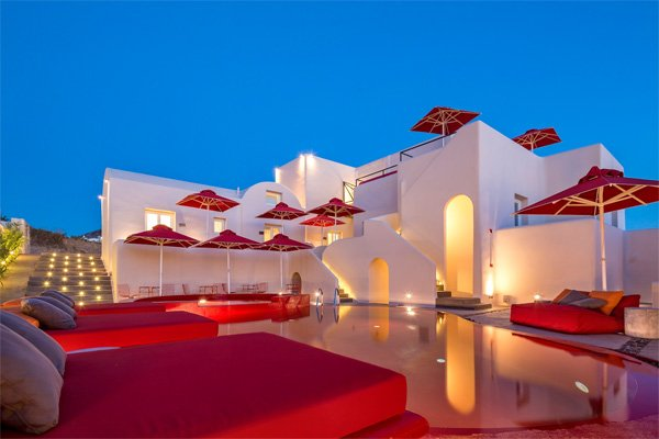 GREECE - Aqua Vista Hotels