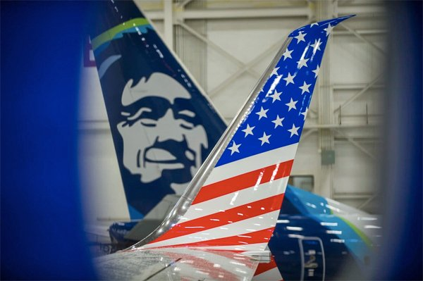 Alaska Airlines Honor The Brave Men And Women Of The Armed