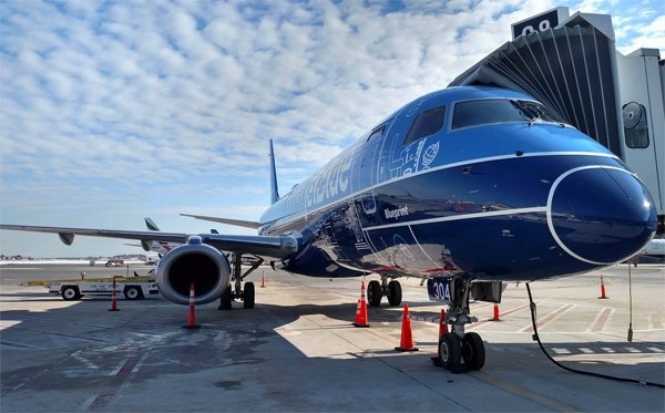 Blue Print Jetblue Is Adding A Special Liveries To The