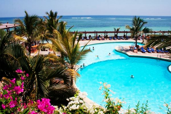 MOMBASA - Leopard Beach Resort