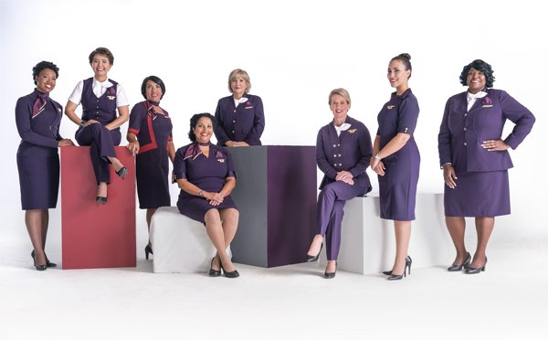New Delta Uniforms Take Flight May 29 2018 Airline