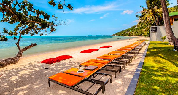 KOH PHANGAN, Thailand - The Coast Resort