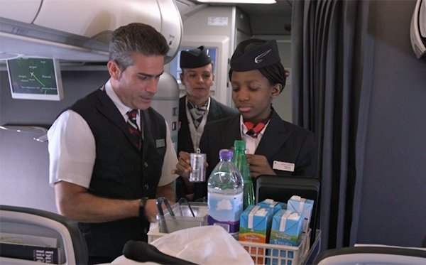 British Airways Makes You Girl S Dream To Be Cabin Crew