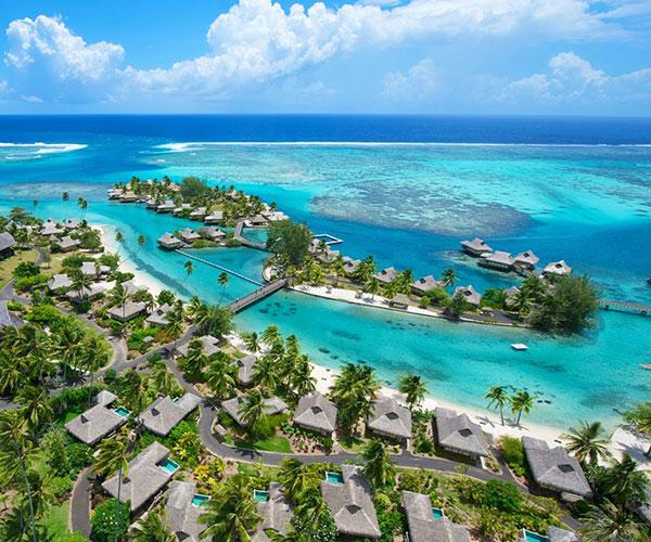MOOREA  Intercontinental Moorea Resort – 25% Airline Staff Discount