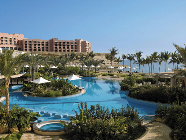 MUSCAT Shangri – La Barr Al Jissah Resort & Spa – 30% Airline Staff Discount