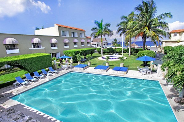 COZUMEL Villablanca Garden Beach Hotel 40% Airline Staff Discount