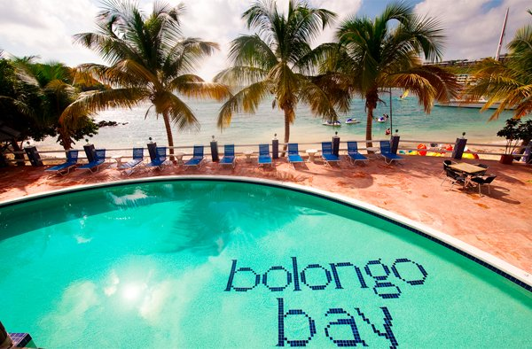 US VIRGIN ISLANDS - Bolongo Bay Beach Resort