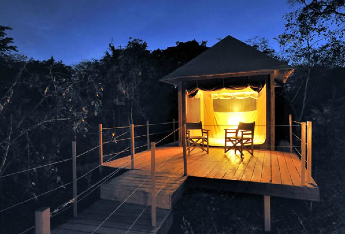 KENYA Rhino River Camp – 40% Airline Staff Discount