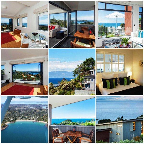 WAIHEKE ISLAND, New Zealand – Enclosure Bay