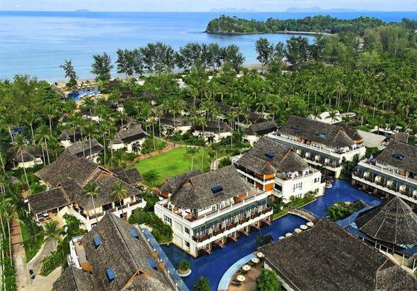 KOH LANTA, THAILAND – Cha-Da Beach Resort