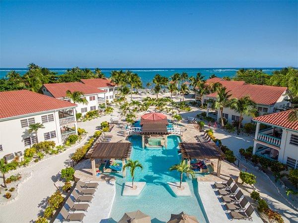 BELIZE – Belizean Shores Resort