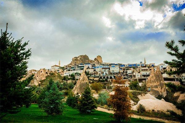 TURKEY – Cappadocia Cave Resort