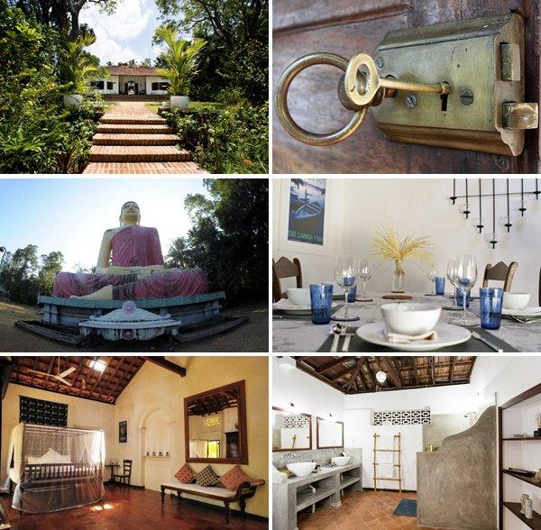 GALLE, SRI LANKA - Templeberg Villa