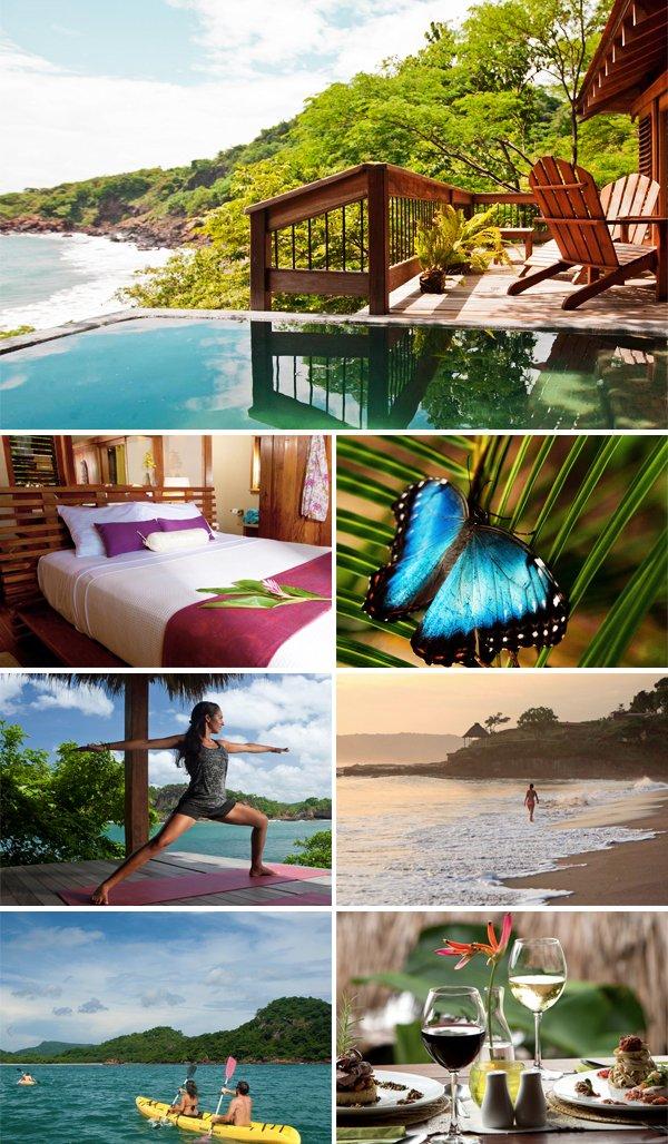 NICARAGUA, Emerald Coast – Aqua Wellness Resort
