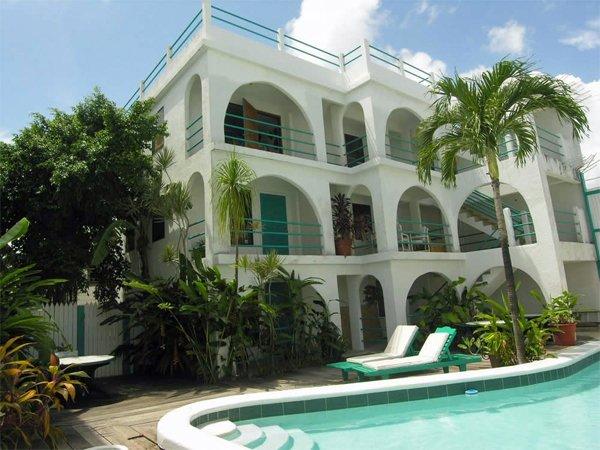 BELIZE - Seven Seas Resort