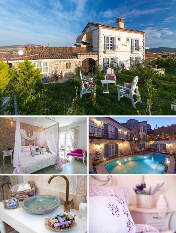 Alacati, TURKEY – Chigdem Hotel