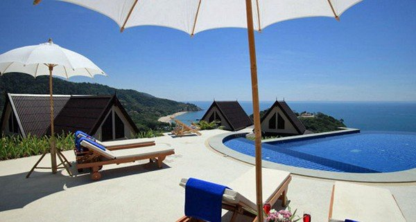 KOH LANTA, THAILAND - Baan KanTiang See Panorama Villa Resort