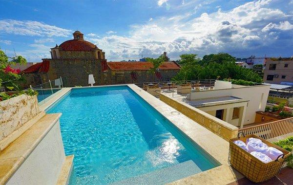 DOMINICAN REPUBLIC Billini Hotel