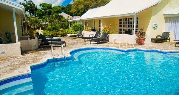 BARBADOS - Island Inn Hotel