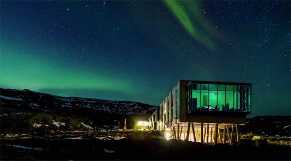 ICELAND – ION Luxury Adventure Hotel