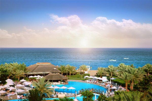 UAE – Fujairah Rotana Resort & Spa  50% Airline Staff Discount