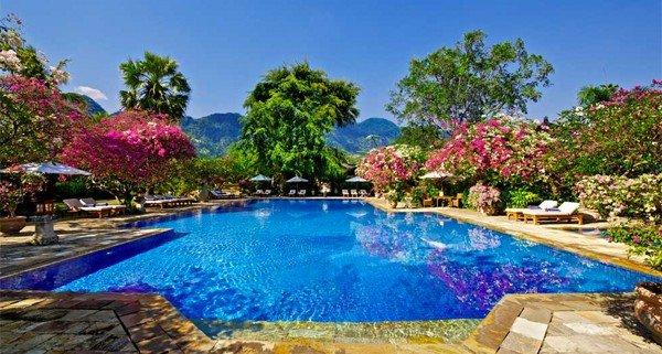 Matahari Beach Resort & Spa.