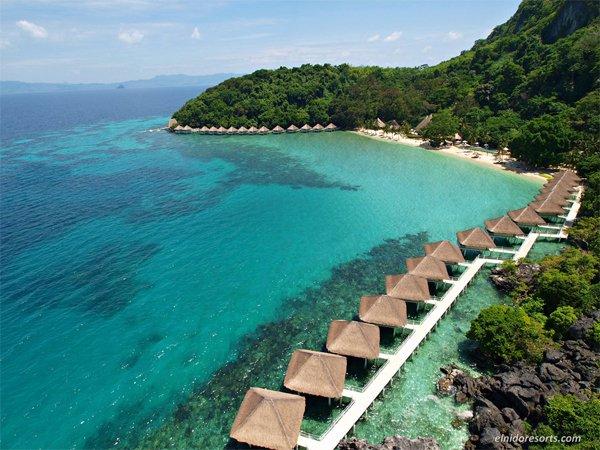 PALAWAN El Nido Resorts – 38% Airline Staff Discount
