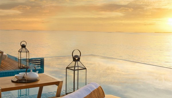 MALDIVES Hideaway Beach Resort and Spa