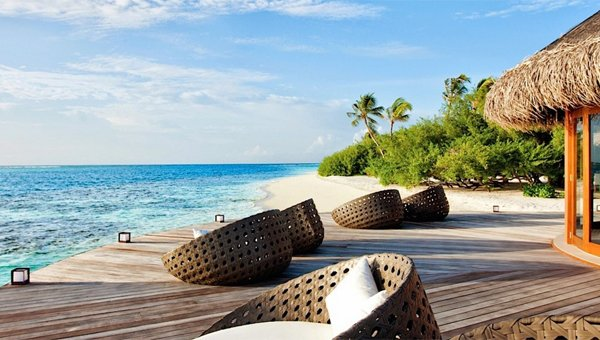 Maldives Hideaway Beach Resort Spa