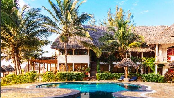 ZANZIBAR – AHG Waridi Beach Resort & Spa