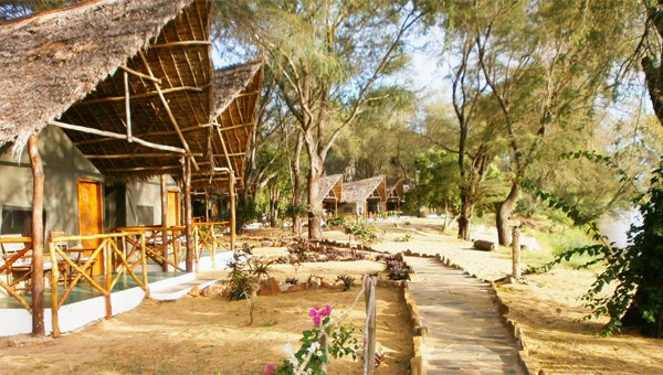 KENYA – AHG Ecolodge Kuwinda Tented Camp