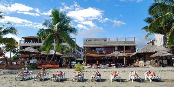 Location On Fiji Smugglers Cove Beach Resort
