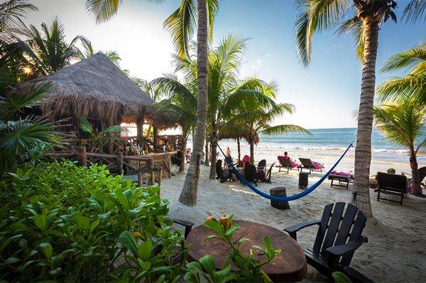 ISLA HOLBOX – Hotel La Palapa