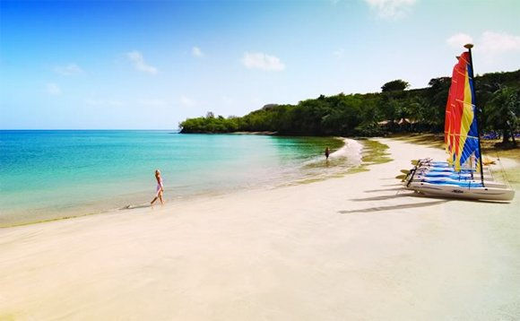 St Lucia James Club Morgan Bay