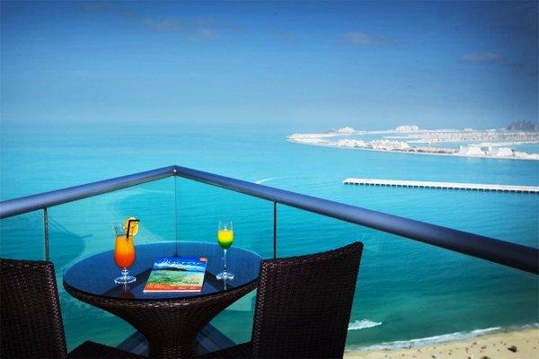 Dubai Ja Ocean View Hotel