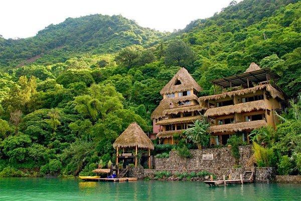 GUATEMALA – Laguna Lodge
