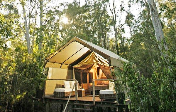 Australia – Paperbark Camp