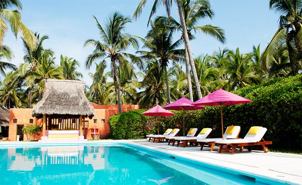 BAJA CALIFORNIA Las Alamandas Resort   50% Airline Staff Discount