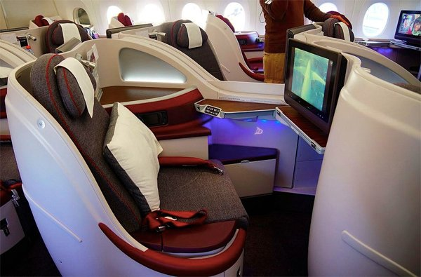Gold The Highest Honour Was Awarded To Qatar Airways For Its International Business Cl