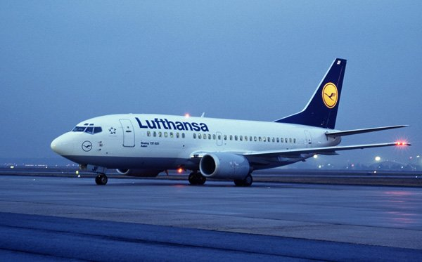Lufthansa Bids Farewell To Its Boeing 737 Fleet