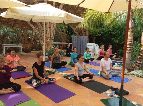 COSTA BLANCA, Spain – YOGA and Meditation