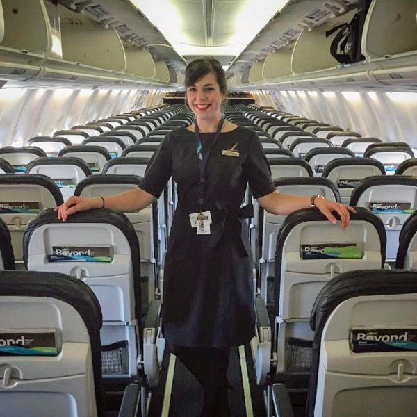 That Airline Employee Life Five Alaska Airline Employee S