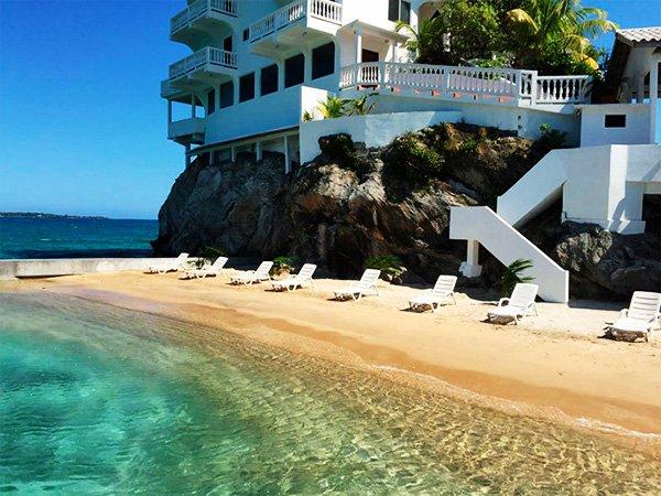 GUANAJA, Honduras – Villa on Dunbar Rock – Airline Staff Rates