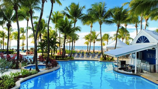 PUERTO RICO – San Juan Marriott Resort & Stellaris Casino